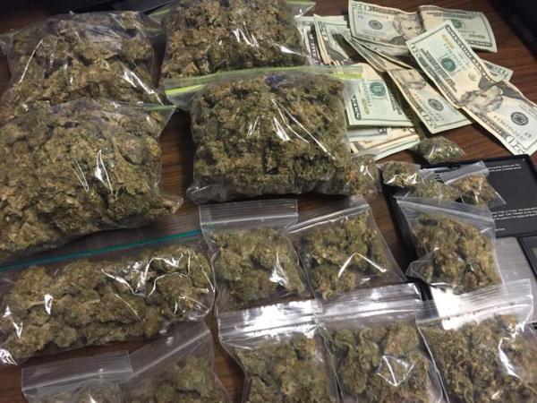 46pct marijuana arrest pic