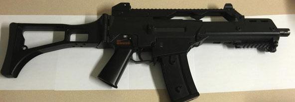 Assault Rifle Replica