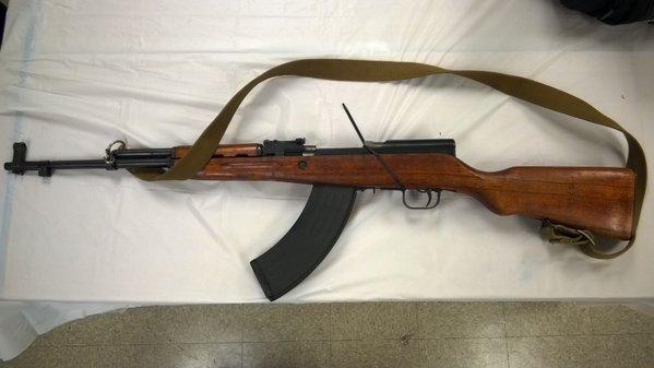 Assault Rifle 73 Pct