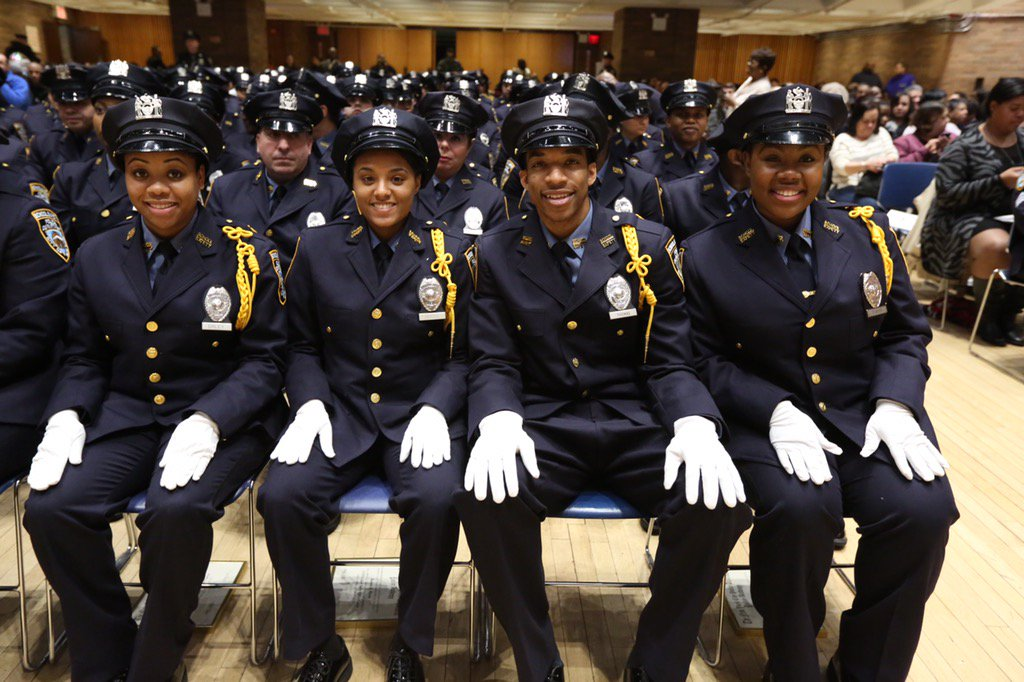 NYPD School Safety Graduation - NYPD News