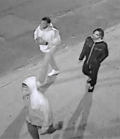 1672-16 SIRS Robbery 121 Precinct