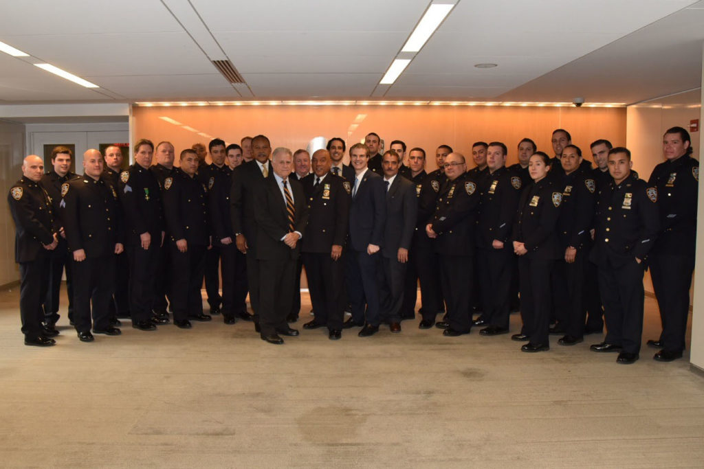 Centurion Awards Recognize Outstanding NYPD Officers ...