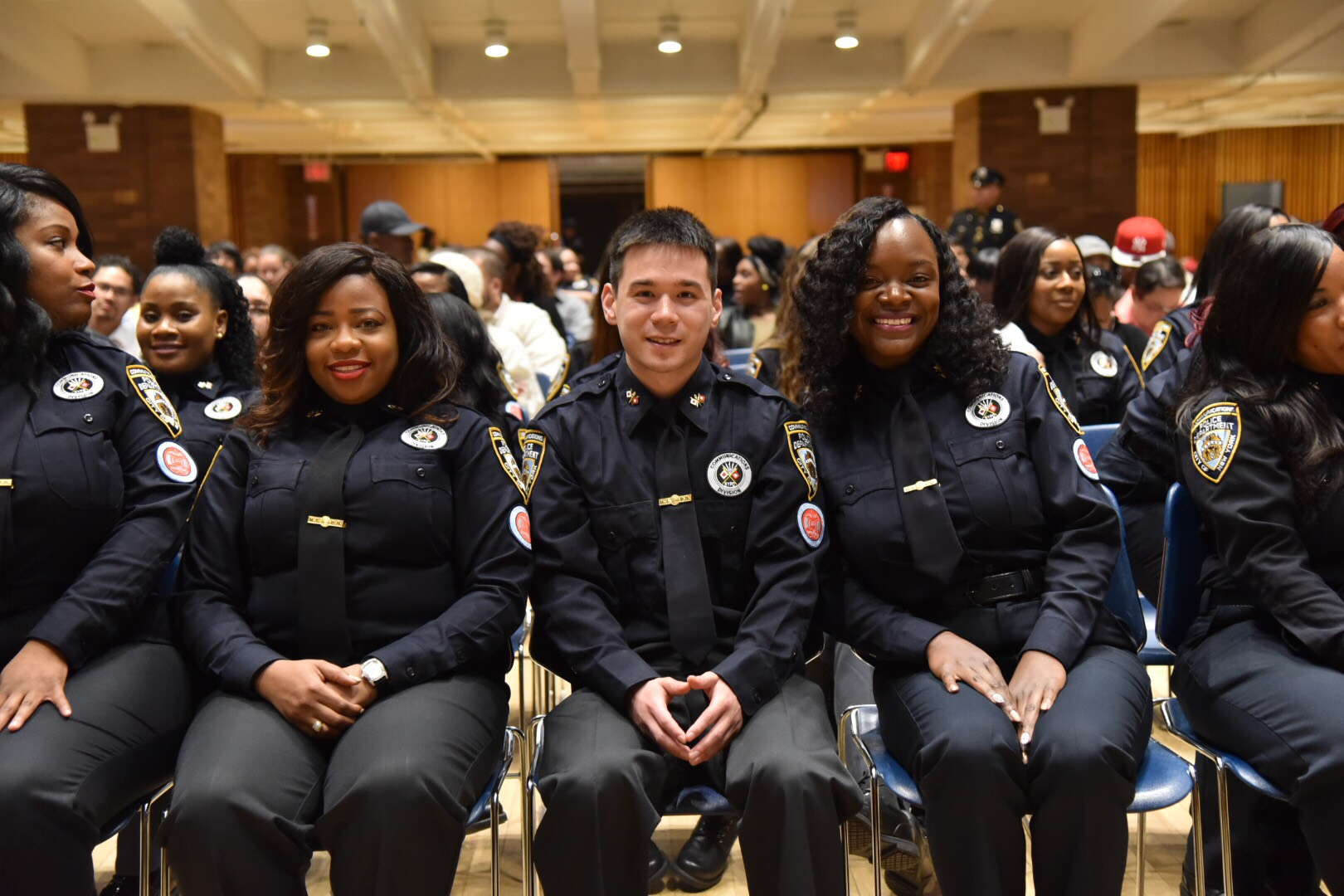 Police Communications Technicians Graduation Nypd News