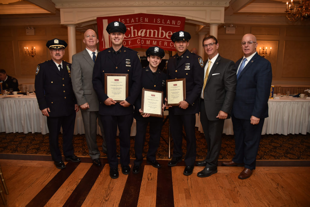 Police Officer of the Year Awards Celebrate Outstanding ...
