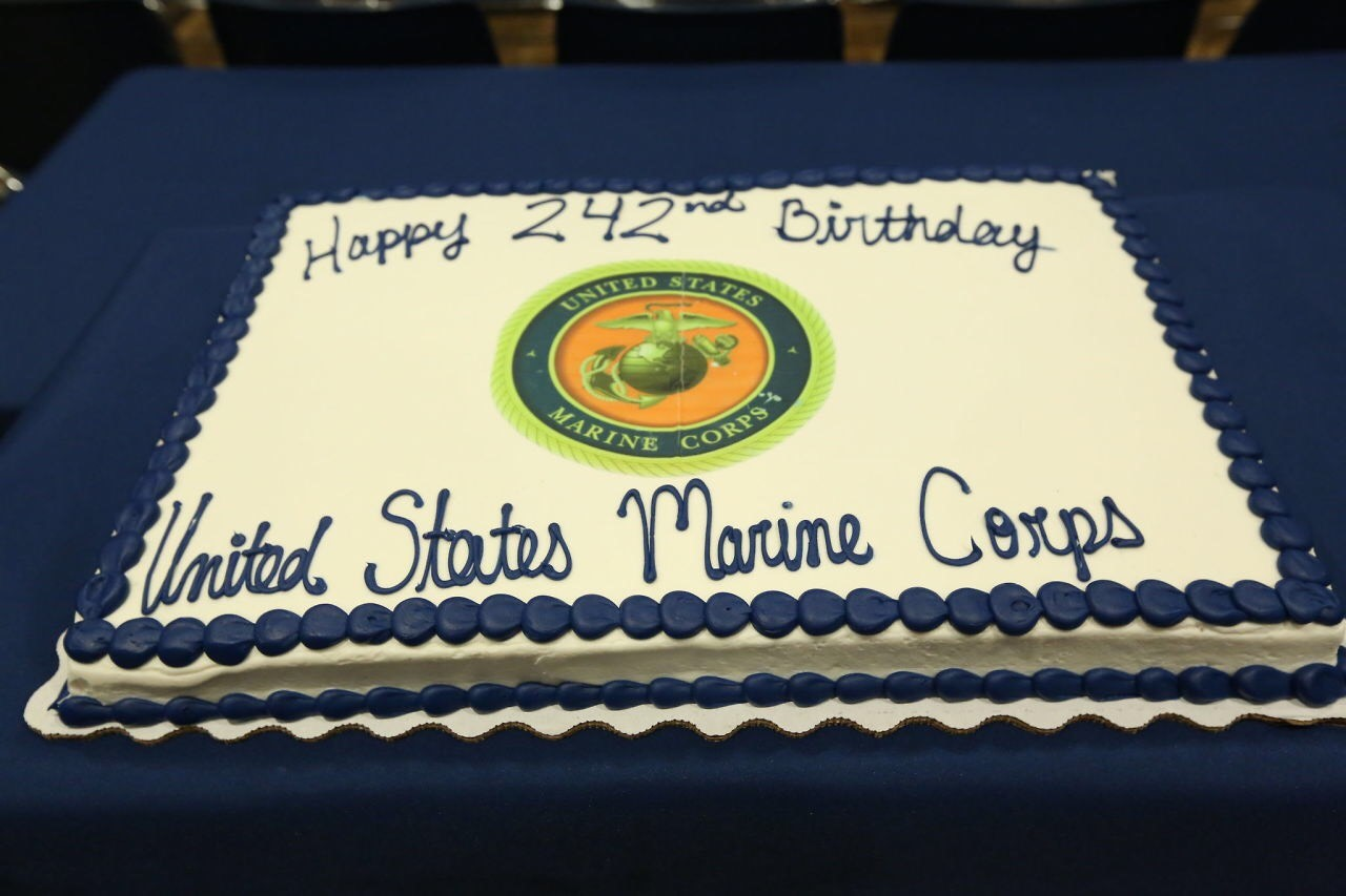 The Nypd Celebrates The Marine Corps 242nd Birthday Nypd News