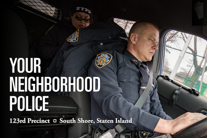 Your Neighborhood Police 123rd Precinct Staten Island Nypd News